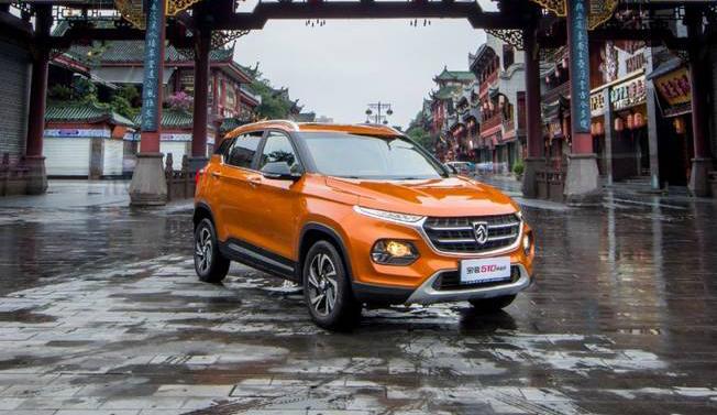 2017年10月中国A0级SUV销量排名 510夺魁
